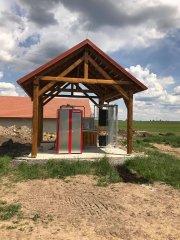 Krmný automat na jádro